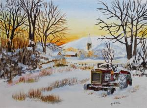Jack Brauer Exhibits At Trout Museum Of Art